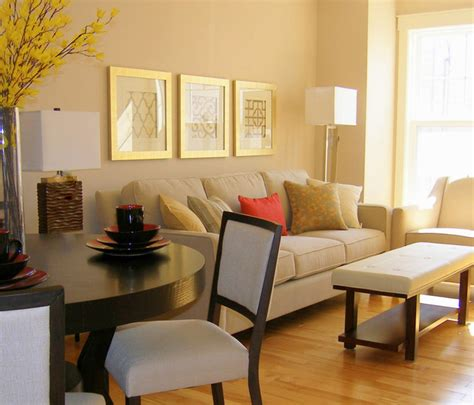 small condo livingroom modern living room