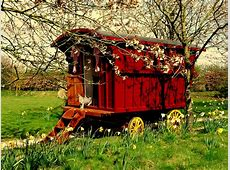 Reading Gypsy Caravan Handbuilt in Suffolk
