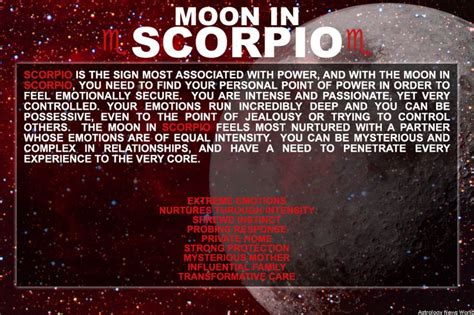 29 Best Images About Moon In Scorpio On Pinterest