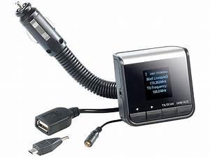 Dab Autoradio Mit Bluetooth Freisprecheinrichtung : auvisio plug play dab dab kfz autoadapter mit fm ~ Jslefanu.com Haus und Dekorationen
