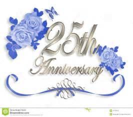 25 wedding anniversary 25 wedding anniversary clipart