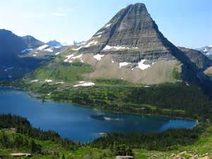 Hidden Lake Glacier National Park Montana
