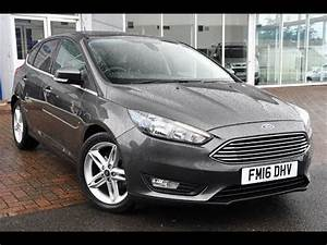 Ford Focus Ecoboost 125 Avis : used ford focus 1 0 ecoboost 125 zetec 5dr magnetic grey 2016 youtube ~ Melissatoandfro.com Idées de Décoration