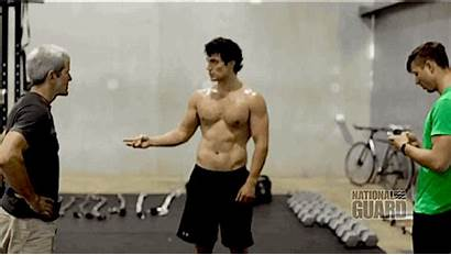 Cavill Henry Working Shirtless Steel Becoming Gifs