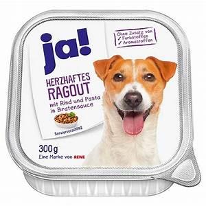 Nudeln Für Hunde : ja ragout mit rind und pasta in bratensauce vollnahrung hund g nstig im preisvergleich petadilly ~ Watch28wear.com Haus und Dekorationen