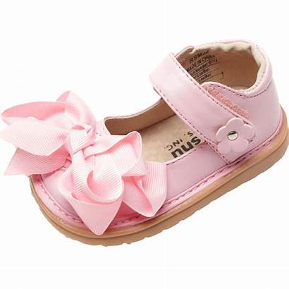 Shoes Toddler Squeaky Jane Mary Bow Ready
