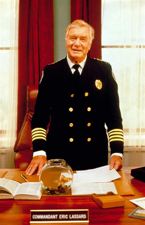 George Gaynes Dead — 'Police Academy' & 'Punky Brewster ...