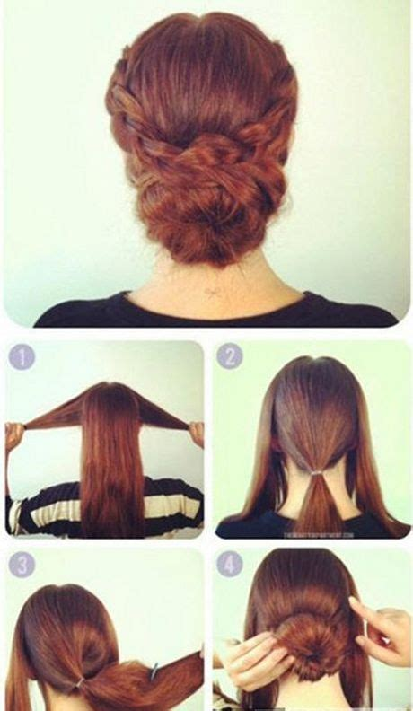 hair style steps image result for updos for hair step by step 1539