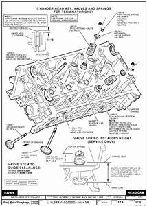 Ford 46 Coolant Flow Diagram