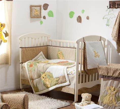 Jkelizabet !sale Disney Lion King 4piece Crib Bedding Set