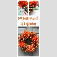 1000+ Images About Diy Wreath Ideas On Pinterest  Spring