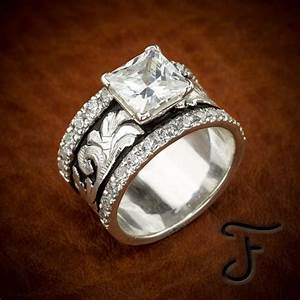 17 best images about western style wedding rings on With wedding rings western style