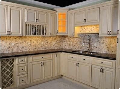 Bisque Kitchen Display  Traditional  Kitchen  Other