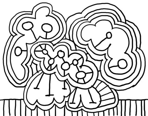 creative coloring pages    print