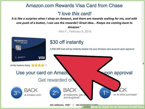 Apply for amazon store card. How to Apply for an Amazon Credit Card: 9 Steps (with Pictures)
