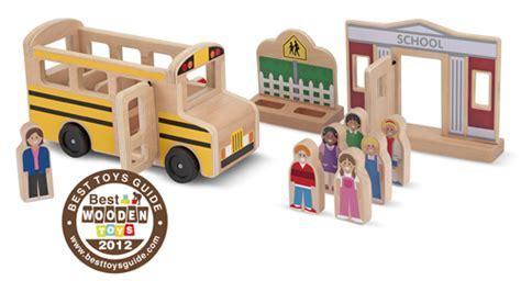 Melissa & Doug Whittle World School Bus Set by OJ Commerce