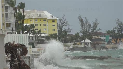 hurricane irma  impacts  nassau bahamas