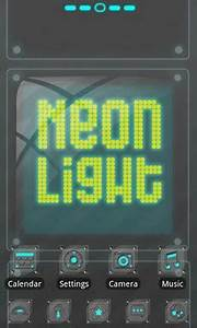 Neonlight Theme GO Launcher EX APK Download for Android