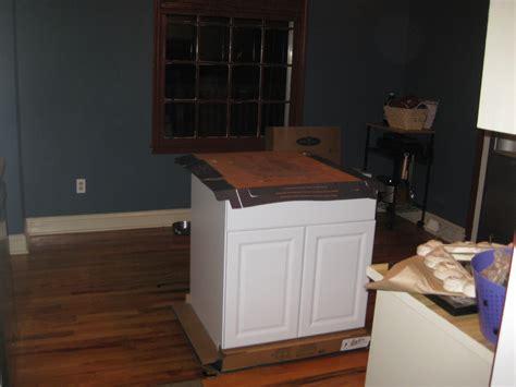 kitchen island cabinet diy kitchen island tutorial from pre made cabinets