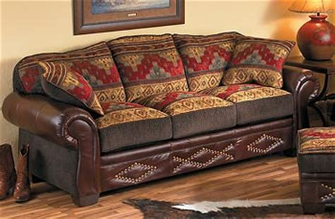 Southwestern Sofas by Southwestern Sofa Idea On Calico Corners