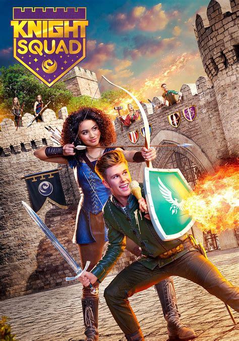 Knight Squad | TV fanart | fanart.tv