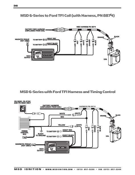 Msd Digital Wiring Diagram Untpikapps