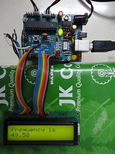 Frequenz Aus Wellenlänge Berechnen : power system frequenz ermittlung ber arduino ~ Themetempest.com Abrechnung