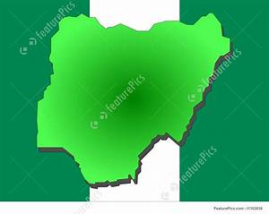Map Of Nigeria Picture