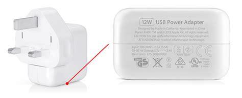 apple united kingdom  apple usb power adapters