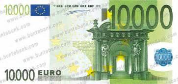cuisine 10000 euros neue euroscheine buntebank reproduktionen hamburg quot