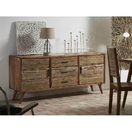 mueble comedor de madera terraendins