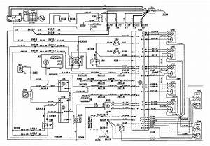 Volvo 850  1994  - Wiring Diagrams