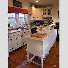 25+ Best Ideas About Dresser Kitchen Island On Pinterest