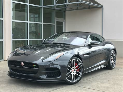 New 2019 Jaguar F-type R 2dr Car In Bellevue #90534