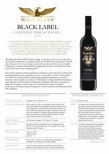 Wolf Blass Black Label Cabernet Sauvignon Shiraz Malbec ...