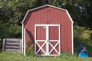 Free 10x12 Storage Shed Plans With A Unique Look