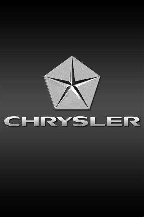 Chrysler Logo Wallpaper by Chrysler Logo Iphone Wallpaper Hd