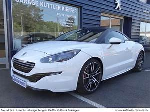 Peugeot Rcz R Occasion : peugeot rcz r 270 cv 2014 occasion auto peugeot rcz ~ Gottalentnigeria.com Avis de Voitures