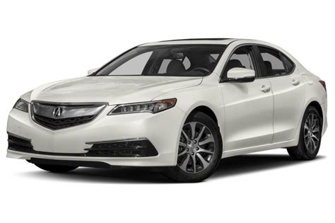 2017 Acura Tlx Information