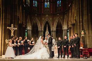 Saint Patricks Cathedral our wedding day   Wedding love ...