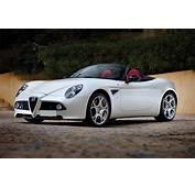 2008 Alfa Romeo 8C Spider  SuperCarsnet