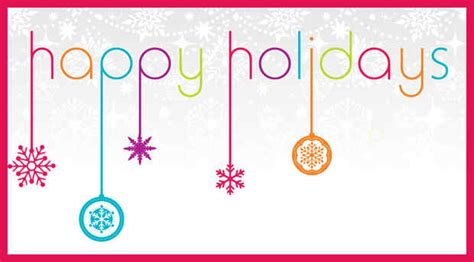 happy holidays email signature sop examples
