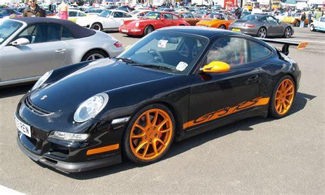 orange porsche 911 gt3 rs datei porsche 997 gt3 rs coupé black orange rhd jpg