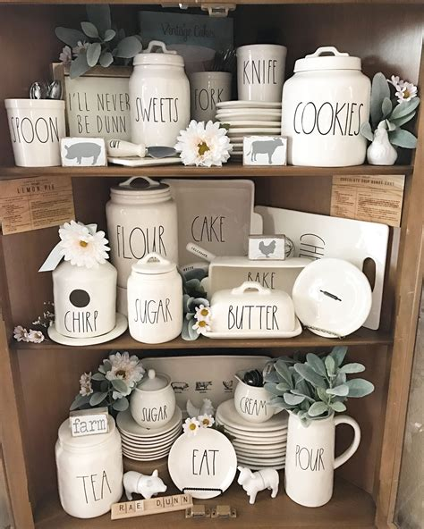 kitchen decor collections dunn display krivakhome pottery home decor home