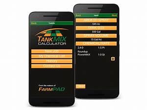 Tank Mix Calculator Farmlogic