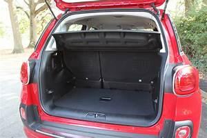 Coffre Fiat 500 : essai vid o fiat 500 l la taille ne fait pas tout ~ Gottalentnigeria.com Avis de Voitures