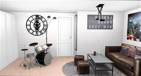 tapisserie chambre ado gar輟n chambre deco deco tapisserie chambre ado