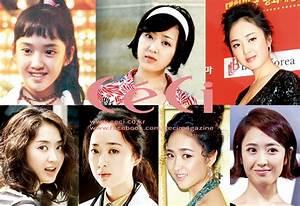 Ceci Legend Beauty Kim Min Jungs Transformation Over