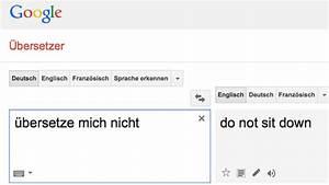 übersetzer Von Deutsch Auf Französisch : darum funktioniert google translate nicht perfekt welt ~ Eleganceandgraceweddings.com Haus und Dekorationen