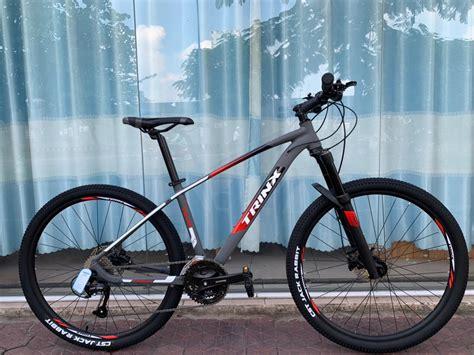 Nếu trong số các tùy chọn ở trên không có vẻ thật sự hấp dẫn. Xe đạp địa hình TRINX TX28 2020 Xám đỏ - Website bán xe đạp thể thao SỐ 1
